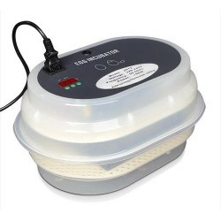Egg Incubator - Fits 12 Poultry Eggs, Fully Automatic (EP-JN12)