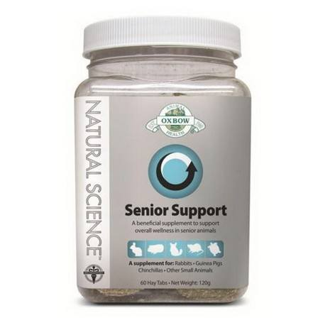 Natural Science Senior Support 120g Oxbow Enfield Produce