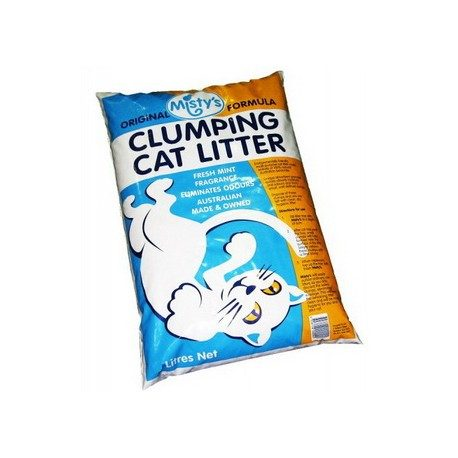 Clumping Cat Litter In Rabbits
