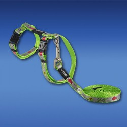 Rogz Reflecto Cat Harness & Lead Range
