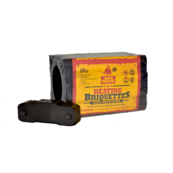 Hot Shots Heating Briquettes 10kg