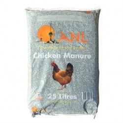 ANL Chicken Manure 25L