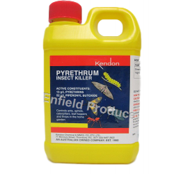 Pyrethrum Insect Killer High Concentrate 1 Litre ( TRIPLE STRENGTH)
