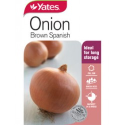 Yates Onion Seeds - Select Variety