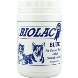 Biolac Blue for Puppies and Kittens Milk Supplement