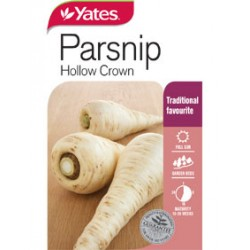 Yates Parsnip Seeds - Select Variety
