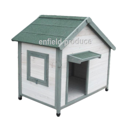 Bungalow Dog Kennel - Extra Large / Jumbo