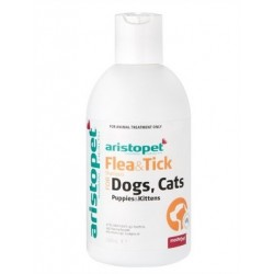 Aristopet Flea & Tick Shampoo 500ml