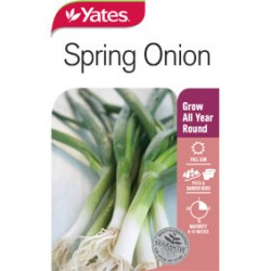 Yates Spring Onion Seeds - Select Variety