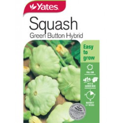 Yates Squash Seeds - Select Variety