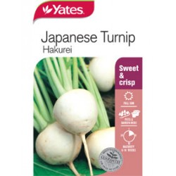 Yates Turnip Seeds - Select Variety