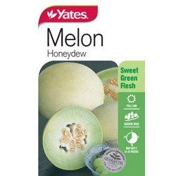 Yates Honeydew Melon Seeds