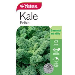 Yates Edible Kale Seeds