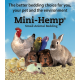 Mini Hemp Small Animal Bedding