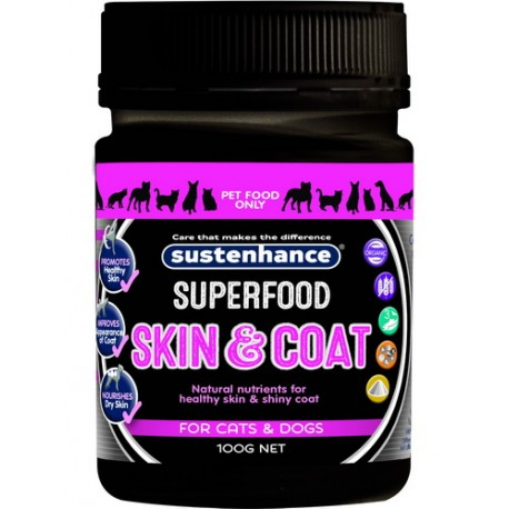 Sustenhance Superfood Skin & Coat