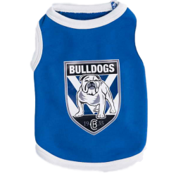 Bulldogs NRL Tank Shirt