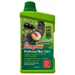Professor Mac's 3 in 1 for Lawn & Garden 1L