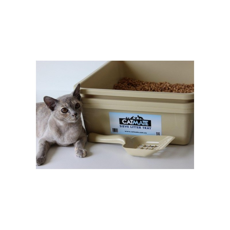 Catmate Wood Pellet Cat Litter 15kg Enfield Produce