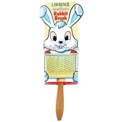 Lawrence Rabbit Slicker Grooming Brush