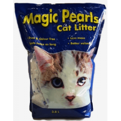 Magic Pearls Cat Litter 3.8 L