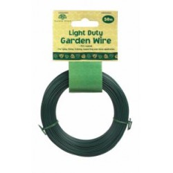 Light Duty Garden Wire 50m (Garden Trend)