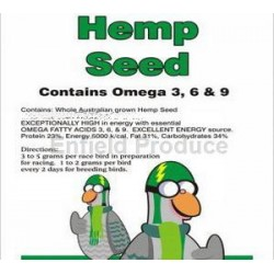 Hemp Seed for Birds