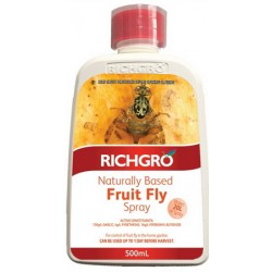Richgro Naturally Based Fruit Fly Spray Concentrate 500mL