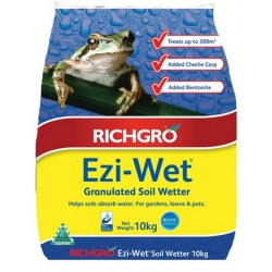 Richgro 10kg Ezi-Wet Granulated Soil Wetter