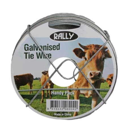 Rally Galvanised Tie Wire
