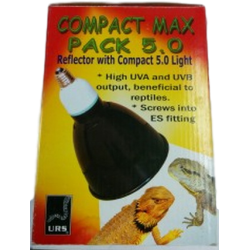 Compact Max Pack 5.0 Reflector with Compact 5.0 Light