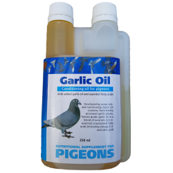 Dr Colin Walker Garlic Pigeon Oil 250mL
