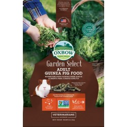 Oxbow Garden Select Adult Guinea Pig Food 1.8kg