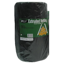 Rally Extruded Netting Black Or White