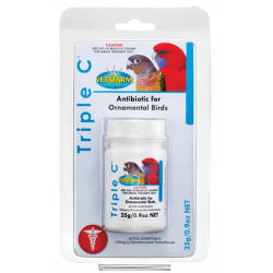 Vetafarm Triple C (Bird Antibiotic)