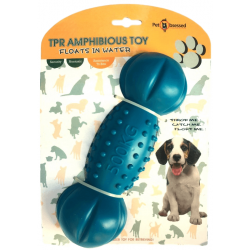 PetObessed Floating Gym Doggy Dumbell Dog Toy