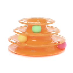 PetObsessed Ball Chaser Ring Toy