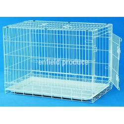 Dog Crate with Floor Mesh