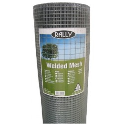 Rally Welded Wire Mesh (900mm wide) (6.5mm x 6.5mm) (0.63 Gauge) (5m)