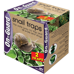 On - Guard Snail Traps (2 Pack)
