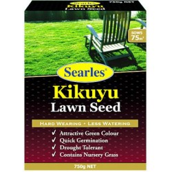 Searles Sun or Shade Lawn Seed 750g