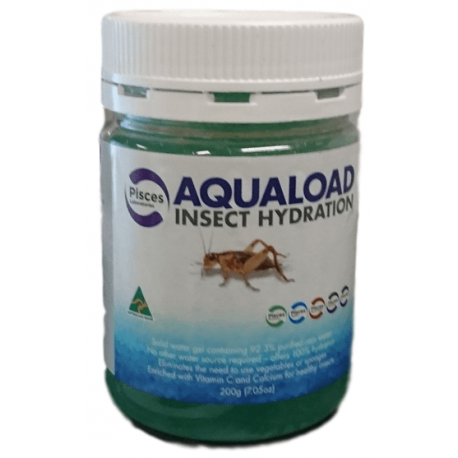 Pices Aquaload Insect Hydration 200g