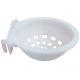Canary Nest Plastic (11.5 cm wide) (8202)