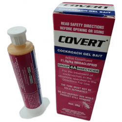 Covert Cockroach Gel Bait - 30g
