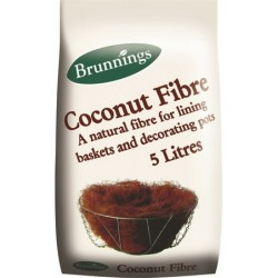 Brunnings Coconut Fibre 5L