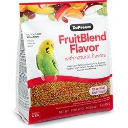 ZuPreem Fruit-Blend Diet SMALL BIRD