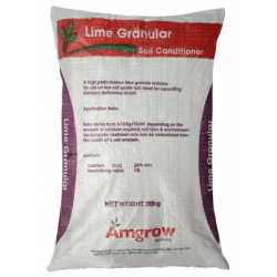 Granular Lime (Soil Conditioner) 20kg
