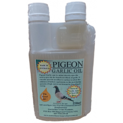 Avian Pigeon Garlic Oil 250ml
