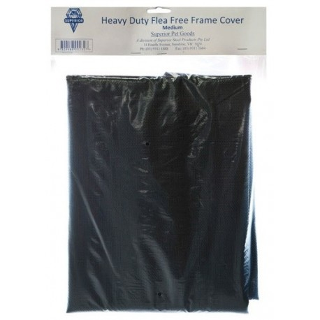 Heavy Duty Flea Free Bed Replacement Cover