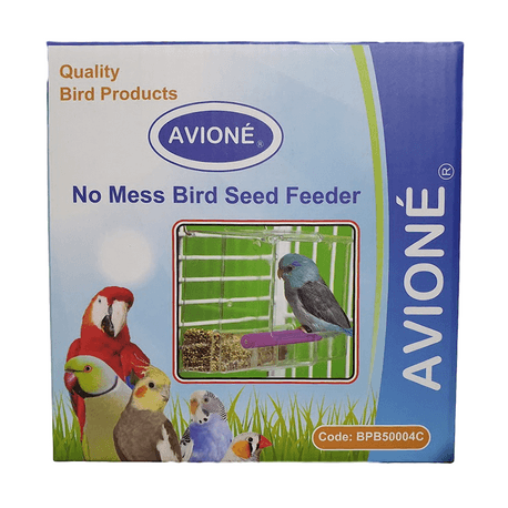Avione No Mess Bird Seed Feeders