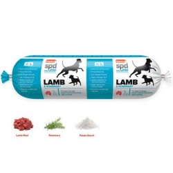 Prime100 SPD Lamb & Rosemary Roll 2kg